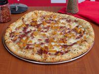 Pizza Tocineta & Maduro
