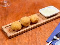 Croquetas de risotto (5 unidades)