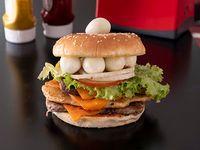 Mega Burger Triple