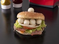 Mega Burger Tocineta