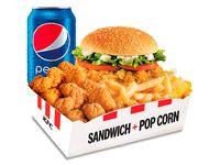 Wow Box Sándwich