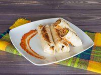 Burritos Taqueados