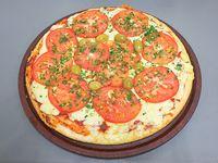 Pizza napolitana entera