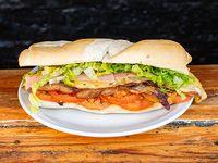 Sándwich de lomo intermedio