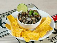 Ceviche de concha negra