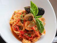 Spaguetti Frutto di Mare