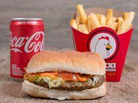 Maxxi burger