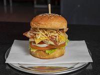 C-4 burger
