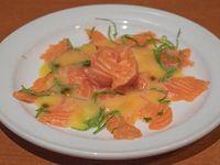 Tiradito salmón