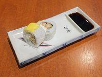 Tropical shrimp roll