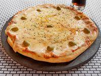 Promo - Pizza grande con muzzarella