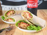 Promo - 2 wraps classics + Coca Cola 600 ml