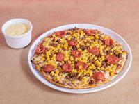 Porción de Pizza Criolla