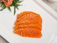 Sashimi de salmón 5 cortes