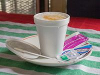 Café capuchino 180 ml
