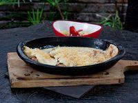 Filete de Pollo en Salsa de 3 Quesos