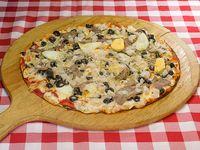 Pizza dieciochera (mediana)