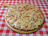 Pizza capitano (familiar XL)