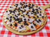 Pizza colombina (familiar XL)