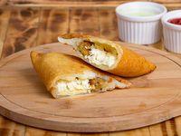 Empanada de platano y queso
