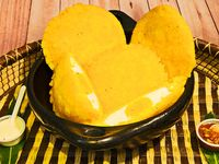1 Arepa de Huevo + 1 Carimañola de Queso + Jugo de Guayaba Agria