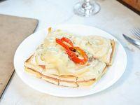 Sándwich caliente Las Carmelas