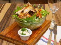 Ensalada de chicken salad