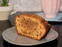 Budín carrotcake (porción)