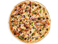 Pizza Grande Veggie Lovers