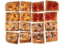 Crea Tu Pizza 4 - 6 Ingrediente Mediana