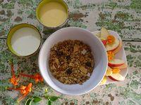 Combo Bowl de granóla y frutas