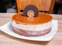Torta doble mousse