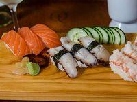 Niguiris salmon (5 unidades)