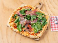 Pizza Milán (32 cm)