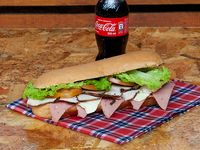 Combo Sándwich Cordero