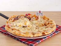 Pizza Hawaiana Porción