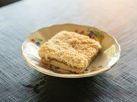 Tarta coco (porción)