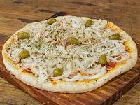 Pizza fugazzetta (8 porciones)