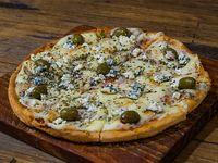Pizza roquefort (8 porciones)