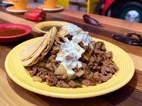 Tacos de Alambre Rib Eye  4 Personas