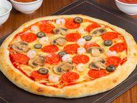 Pizza di Roma  familiares (38 cm)