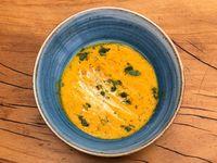 Sopa de Zanahoria y Zapallo