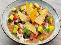 Sopa Mexicana de Tomate