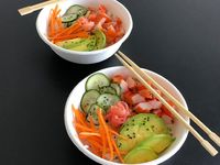 2x1 California Sushi Bowl