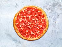 Pizza Mediana Tradicional Pepperoni Lovers