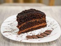 Tentación de chocolate (porción)