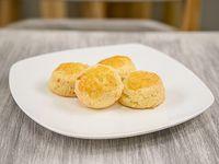 Scones de queso (4 unidades)