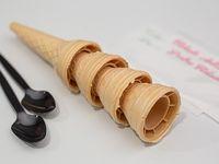Paquete de conos de pasta (4 unidades)