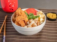 Chicken crispy bowl