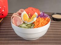Red tuna bowl